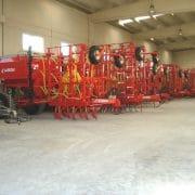 máquinas agrícolas de calidad