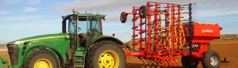 Maquinaria agrícola Larrosa