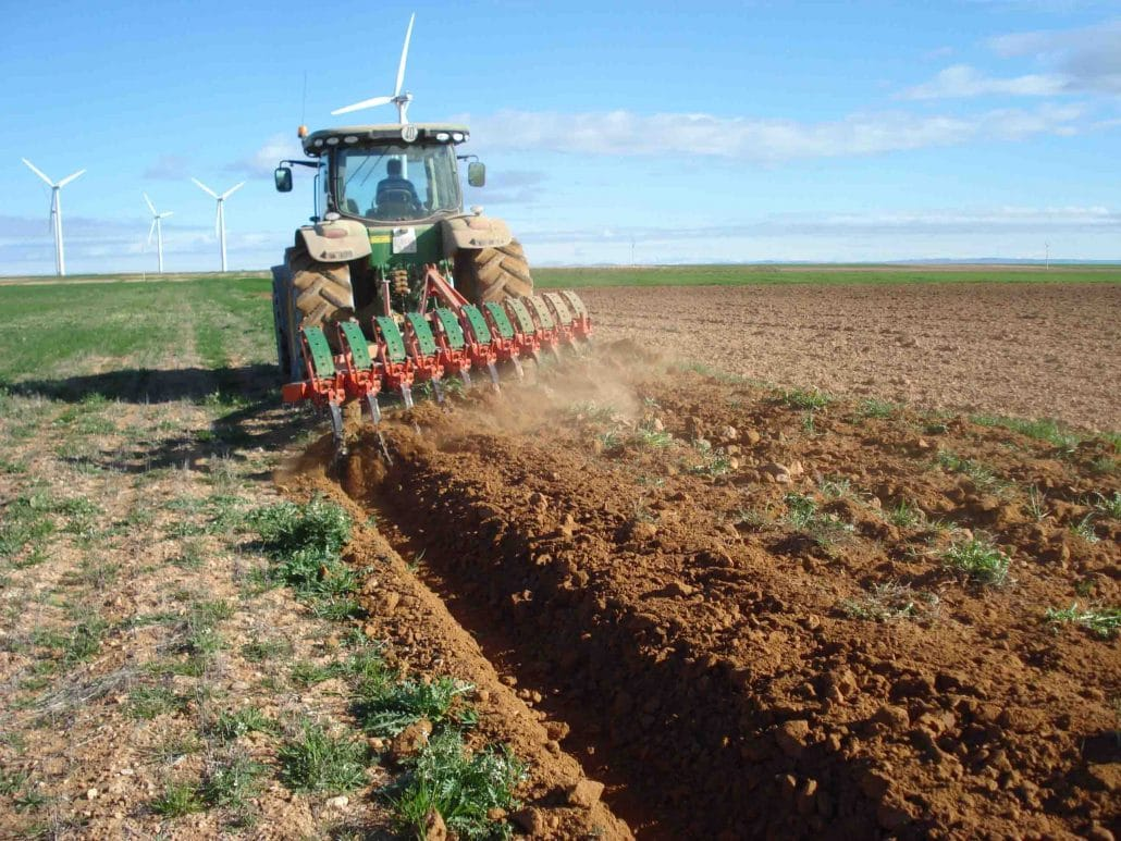 Cuáles son los principales sistemas de regadío en agricultura