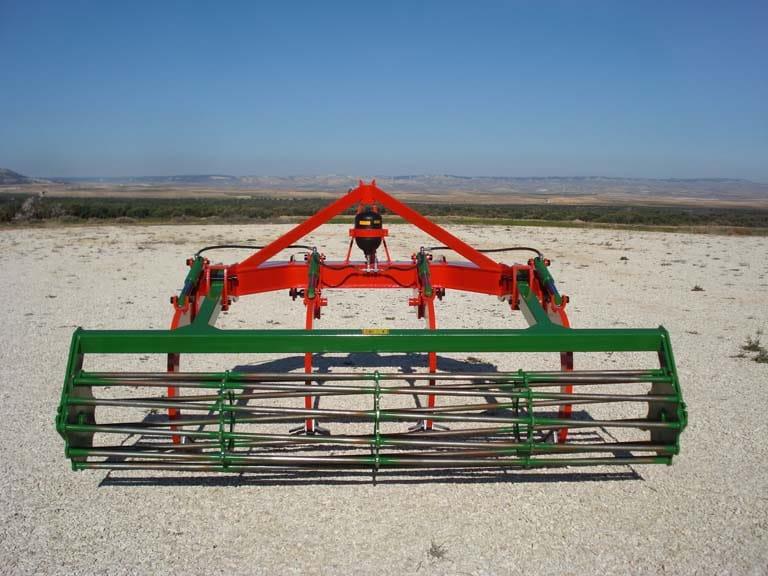Descompactadora agrícola hidroneumaticos